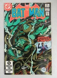 Batman #347 (1983) VG-VG/FN 1st Appearance Jason Todd Croc DC Comics Key Titans