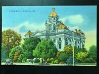 Vintage Postcard>1957>Court House>Valdosta>Georgia