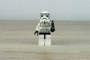 Lego Stormtrooper Minifigur (sw0188) aus Star Wars Sets 7667, 10212, 8087, 10188