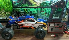 Traxxas Rustler Brushed 12T Radio WORKS PERFECT W/ Alot of Extras PLEASE L@@K!