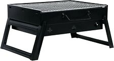 Portable Charcoal Barbecue Grill Folding & Lightweight Compact Carry-ON Camping