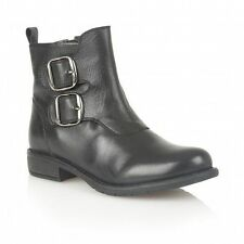 Lotus Zip 100% Leather Upper Shoes for Women