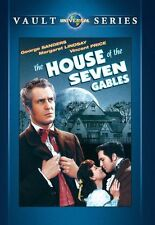 House of the Seven Gables (George Sanders) - Region Free DVD - Sealed