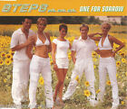 STEPS - One For Sorrow (UK 3 Track CD Single Part 1)
