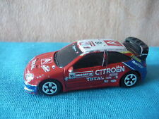 31 RAGAZZE PON PON J 254E CITROEN XSARA WRC LOEB ELENA 2003 RALLY WALLES NO. 18