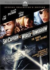 Sky Captain and the World of Tomorrow (DVD, 2005) - New