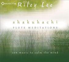 Riley Lee- Shakuhachi Flute Meditations CD