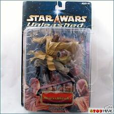 Star Wars Unleashed Mace Windu on first edition card