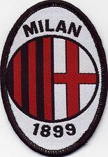 AC Milan 1899 Retro 80's / 90's Football Badge Patch 5.5cm x 8.1cm
