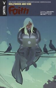 FAITH TP VOL 01 HOLLYWOOD & VINE VF/NM VALIANT HOHC