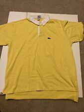 Vintage Men's Izod Lacoste Polo Size Large