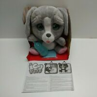 Emotion Cry Pets Grey & White Puppy (No Retail Packaging) - Pre-owned - MTC00010
