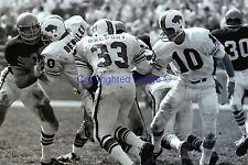 Buffalo Bills vs Cincinnati Bengals Ben Gregory Bemiller 9-22-196  8X10 Photo
