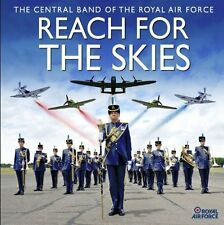 RAF Central Band - Reach For The Skies [CD]