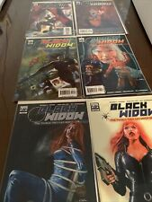 Black Widow The Things They Say About Her 1 - 6 Set Marvel Good Condition