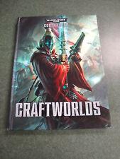 Craftworlds Eldar Codex   Warhammer 40K  Games Workshop