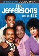 """The Jeffersons: Seasons 1: 2 (DVD, ONE SET) """"NEW, SEALED""""  (BUY 2, SAVE 2)  DEAL"""