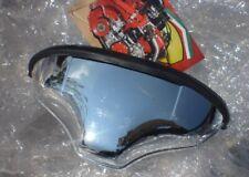 CLASSIC FIAT 500 NUMBER PLATE LIGHT CHROMED PLASTIC BRAND NEW