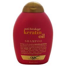 Anti-Breakage Keratin Oil Shampoo by Organix for Unisex - 13 oz Shampoo