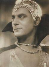"""ANTON WALBROOK in """"Salto Mortale"""" Original Vintage PORTRAIT 1931 UNUSUAL"""