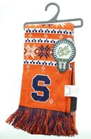 Forever Collectibles Adult NFL NCAA Syracuse University Orange Light em Up Scarf