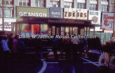 CA061 35mm Slide San Francisco 1972, Kodachrome Transparency