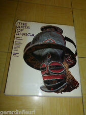 [RARE]  René S. WASSING  The ARTS of AFRICA  with 264 ILLUSTRATIONS. 1970