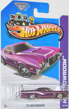Mattel Hot Wheels Treasure Hunt Ford Diecast Vehicles