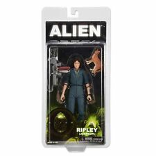 """Aliens Series 4 RIPLEY(JUMPSUIT) Action Figure 7"""" New in Package"""