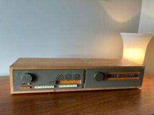 Timber case for Quad 33 Preamplifier/Tuner combination