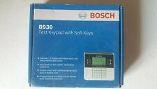 Bosch Security Systems B930 Series Keypad Keyboard For Burglar Alarm Sdi2 Keypad