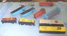 10 lot Bachmann Model Railroad Train Pieces NOS Rough Shape /s2