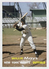 WILLIE MAYS ACEO 57 ART CARD ##FREE COMBINED SHIPPING##