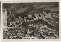 Windsor Castle Berkshire Royal Residence England 1930s Trade Ad Card