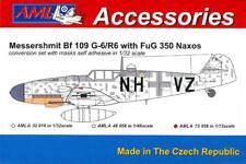 AML Models 1/72 MESSERSCHMITT Bf-109G-6/R-6 with FuG 350 NAXOS Resin Conv Kit