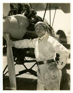 WALLACE BEERY original movie photo 1920s