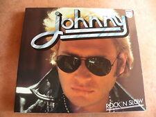 ROCK'N SLOW - HALLYDAY JOHNNY (CD DIGIPACK 3 VOLETS)  TBE