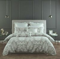 Bianca Alexandria Grey Doona|Duvet|Quilt Cover Set in All Sizes