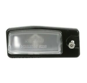 Nissan Quest Sentra Rear License Plate Lamp Light Assembly OEM NEW