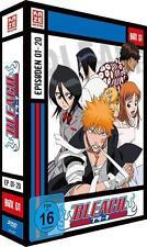 Bleach TV-Serie - Box 1 Staffel 1 (Episoden 1-20) - (DVD) NEUWARE OVP