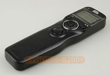 PIXEL T3 Wired Timer Remote Shutter Release for CANON 50D 40D 30D 7D 6D(T3/N3)