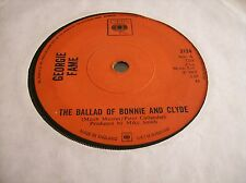 Georgie Fame,The Ballad Of Bonnie And Clyde/Beware Of The Dog (CBS 1967)
