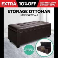 Bedroom Brown Ottomans