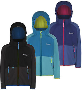 Regatta Unisex Kids Payton Waterproof and Breathable Insulated Reflective Parka Jacket