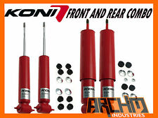 HOLDEN TORANA LC LJ inc GTR, XU1 - KONI ADJUSTABLE FRONT & REAR SHOCK ABSORBERS