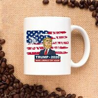 Donald Trump Make Libarels Cry Again Ceramic Coffee Mug Tea Cup