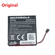 NEW Original WX30 SNN5951A Battery For Motorola Moto 360 1st-Gen Smart Watch