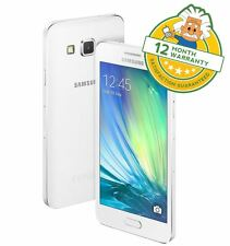 Samsung Galaxy A3 A300FU Pearl White 16 GB (Unlocked) Android Smartphone Grade A