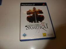 PlayStation 2 Sword of the Samurai (7)