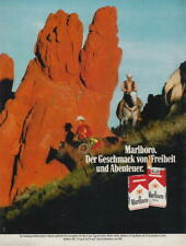 Marlboro Zigaretten - Reklame Werbeanzeige Original-Werbung 1987 (10)